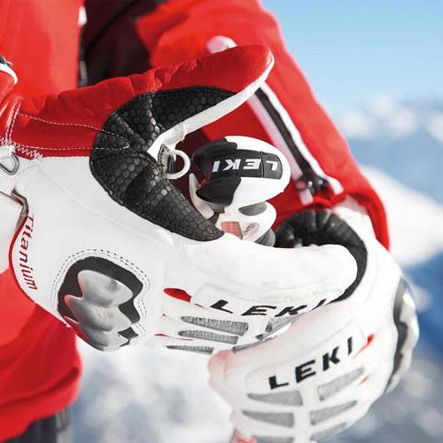 Les accessoires de ski