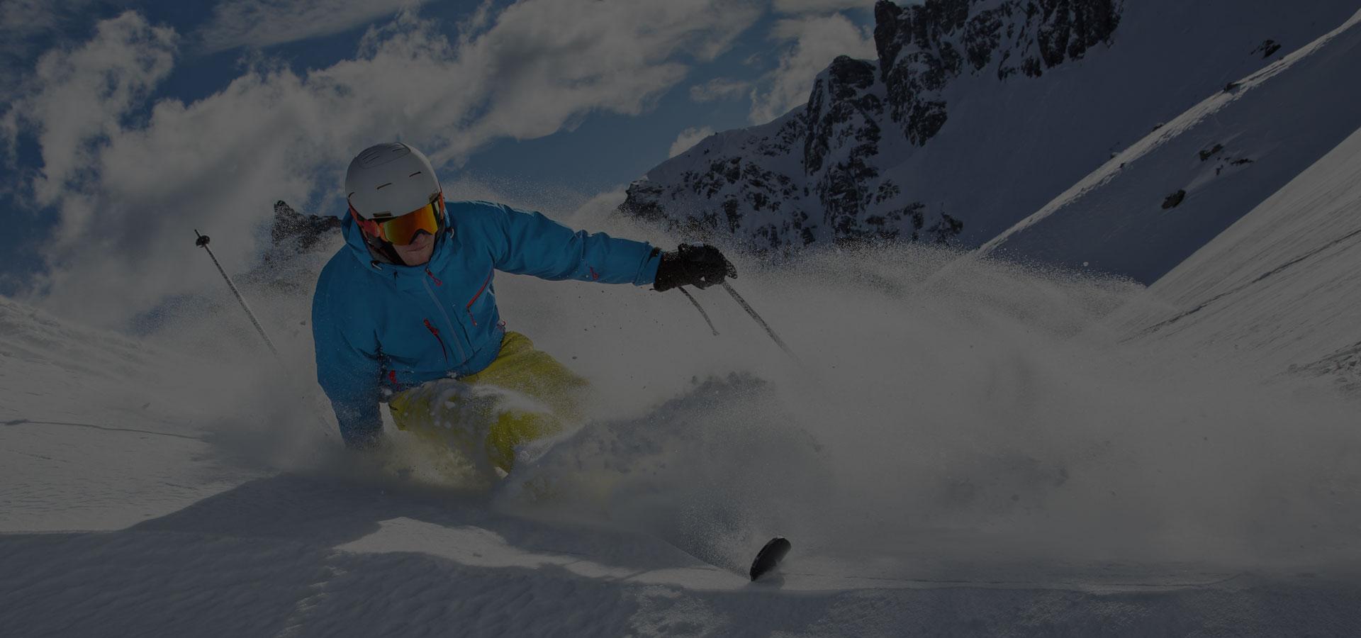 Les sports d'hiver : le ski