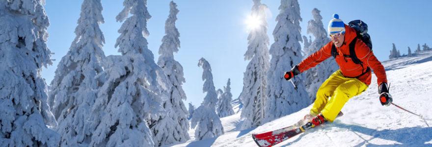 Raid en ski de rando